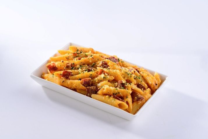 Hot Spicy Penne Pasta