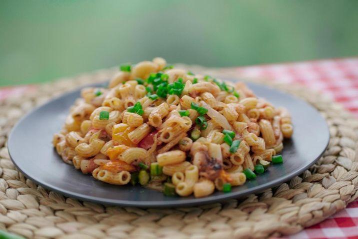 Seafood Ragout Pasta